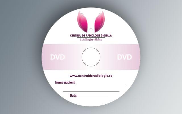 dvd personalizat